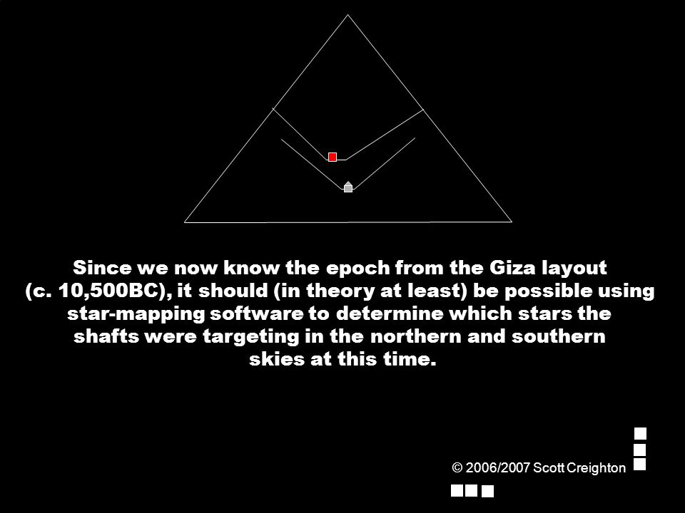 Since we now know the epoch from the Giza layout (c.