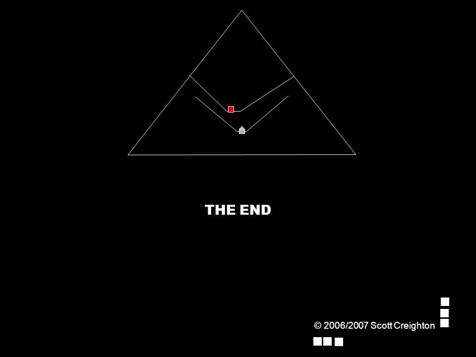 THE END © 2006/2007 Scott Creighton