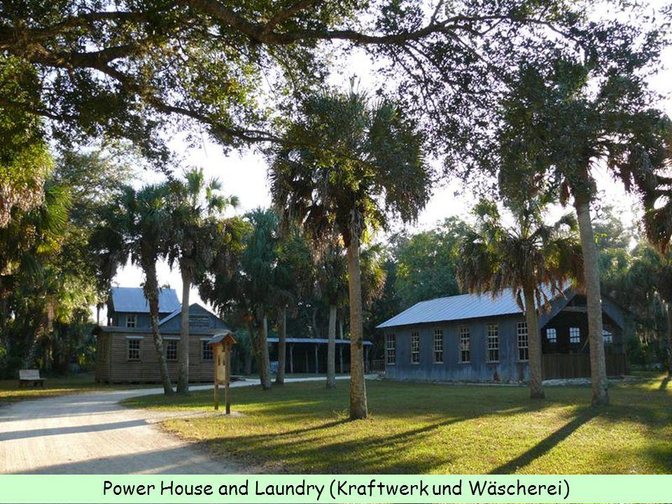 Power House and Laundry (Kraftwerk und Wäscherei)