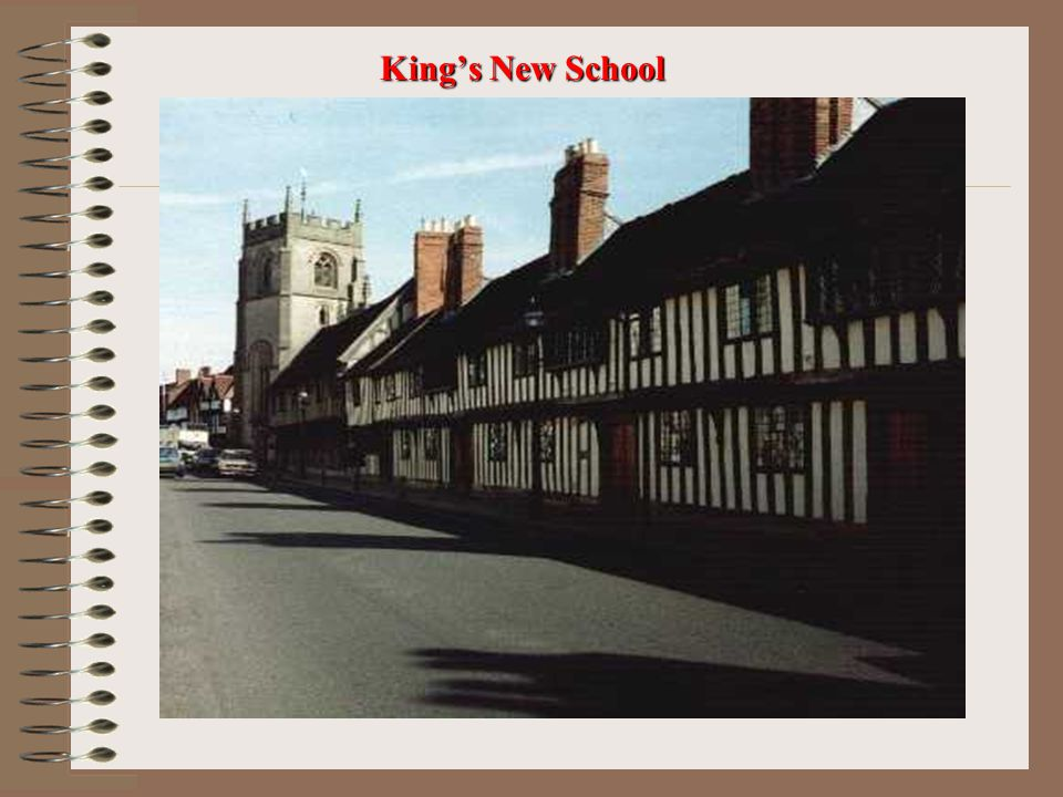 King's New School
