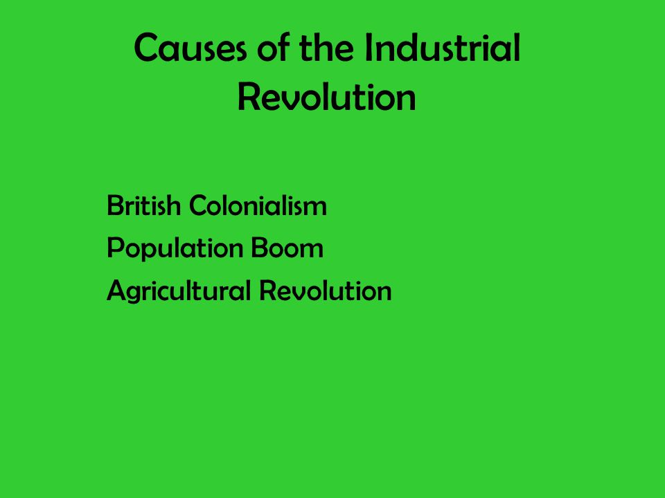 British Colonialism By the mid-1700 s, the country had become the world s leading colonial power.
