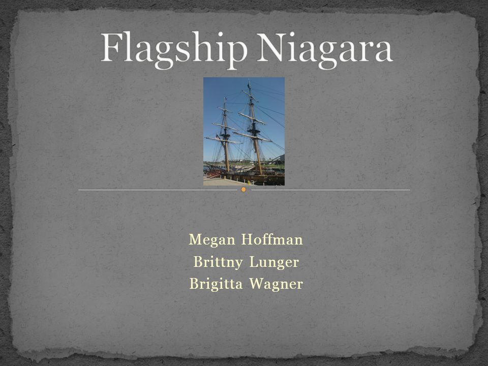 Art- Students can reconstruct their own version of the Flagship Niagara using various supplies like construction paper, folders, scissors, and markers.