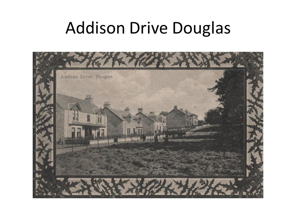 Addison Drive Douglas