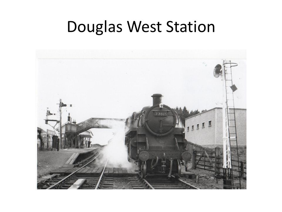 Douglas West Station