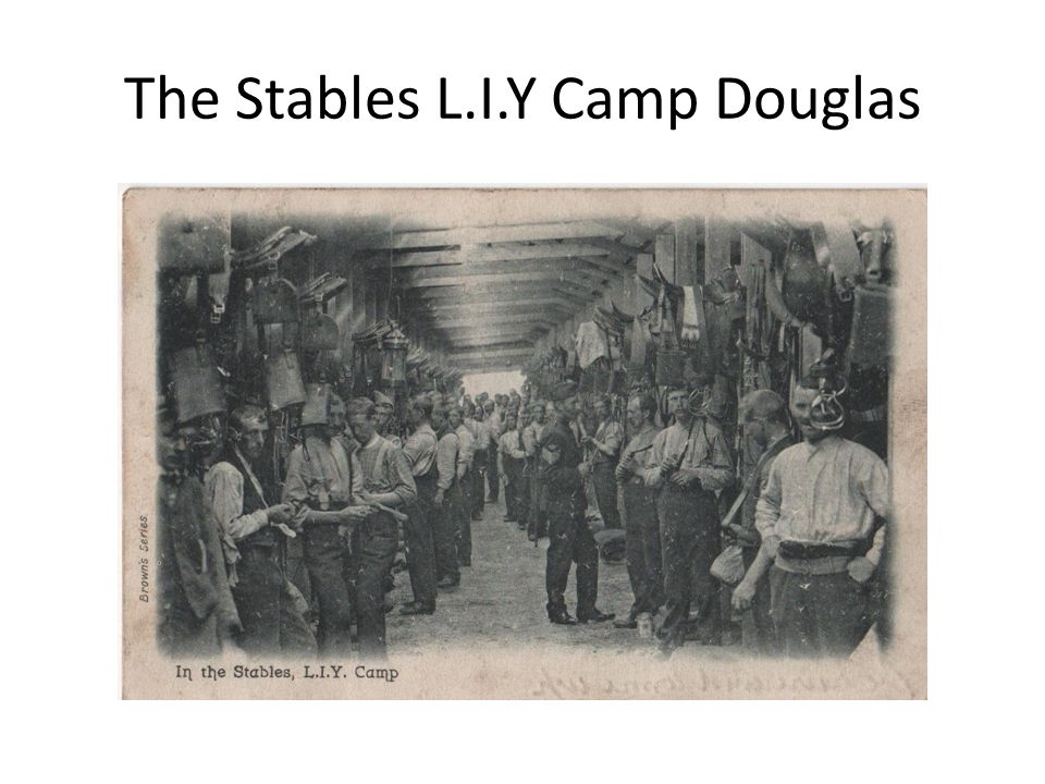 The Stables L.I.Y Camp Douglas