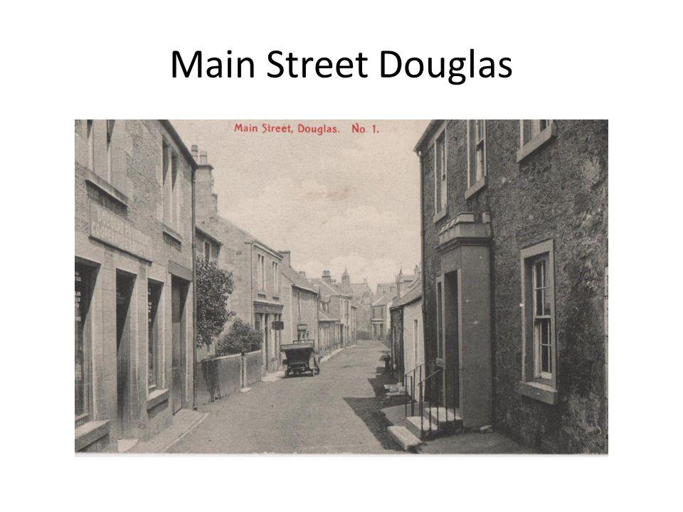 Main Street Douglas