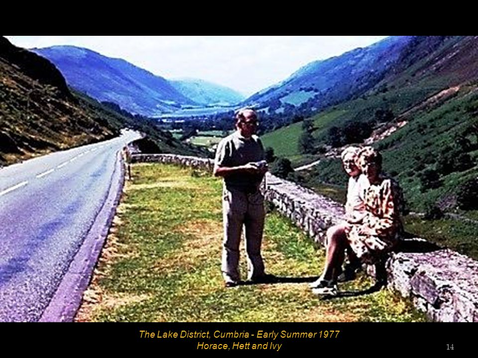 The Lake District, Cumbria - Early Summer 1977 13