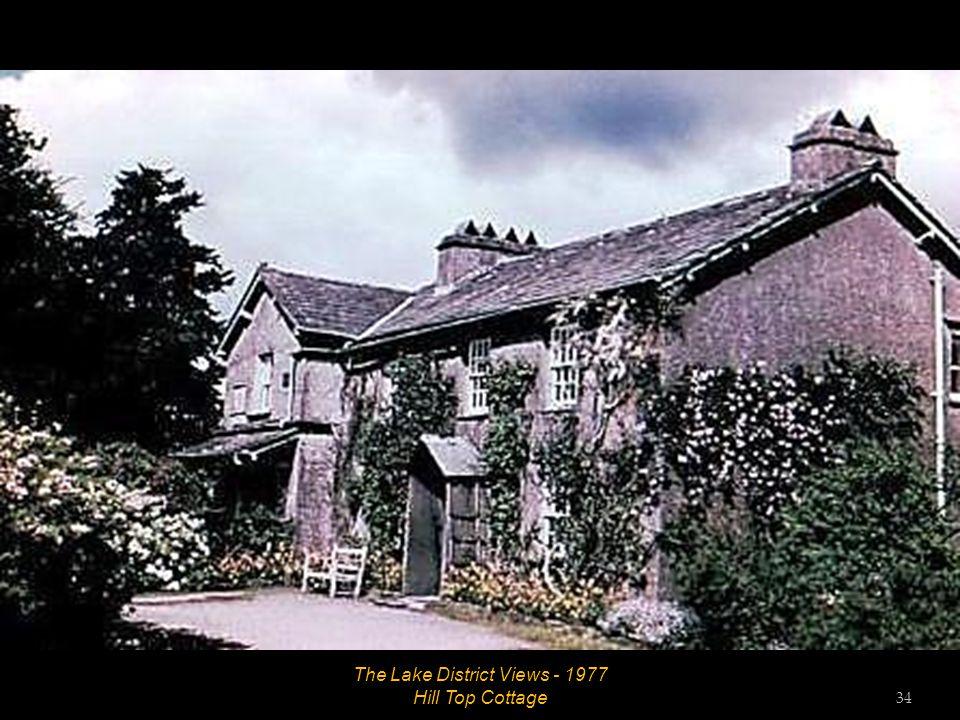 The Lake District Views - 1977 Coniston Water - Azaleas 33