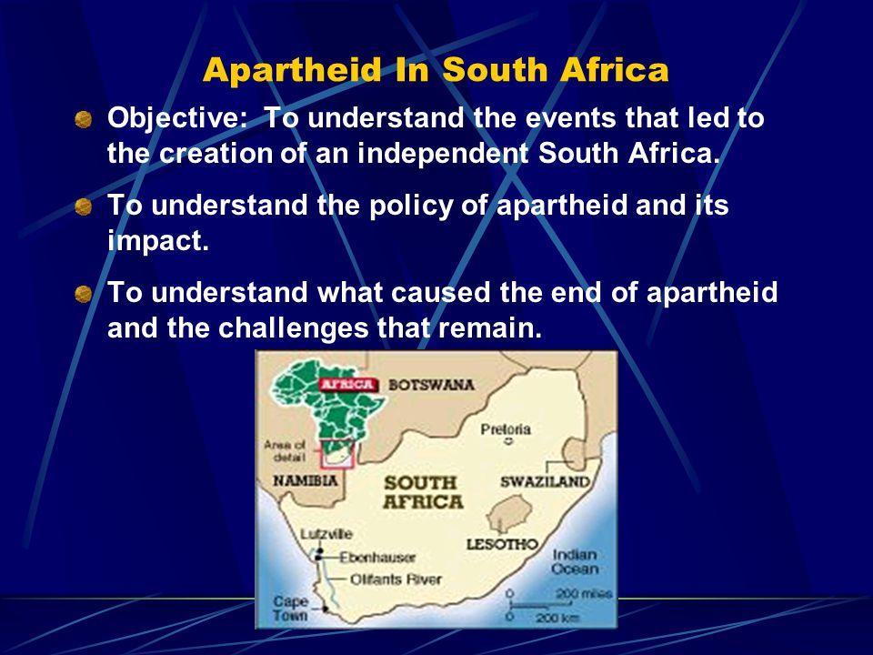 How Was Apartheid Enforced.