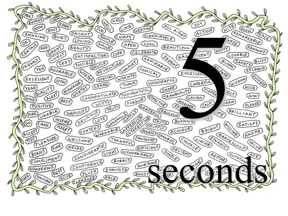 6 seconds