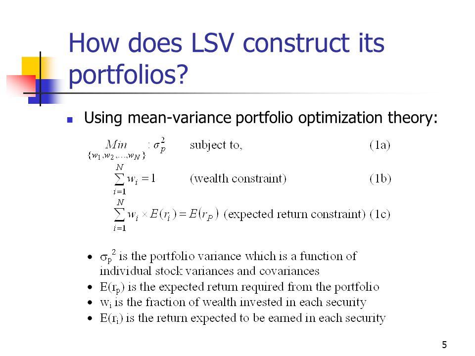 26 Alpha and tracking error Abnormal return = r p – r BM where r p is the portfolio return and r BM is the benchmark return.