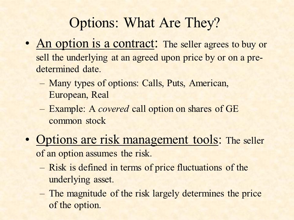 Impact of Option Holders on Auction Outcome Unsold Options Proposition P strike + P option Time Auction ending price