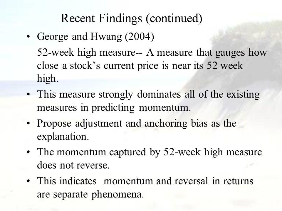 Gorge and Hwang (2004)