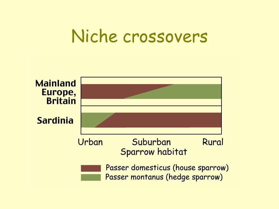 Flexible dominance hierarchies resource gradient inundation/ waterlogging salinity B A C