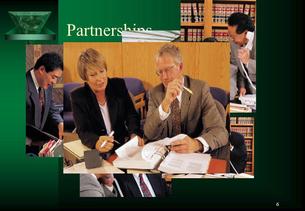 6 Partnerships