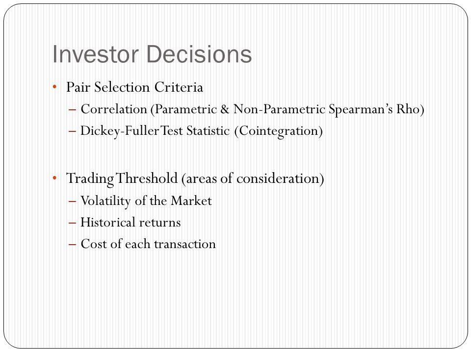 Trading Period Comparison Figure 6: Normalized LUV & PLL spread VS Cointegrated LUV & PLL spread
