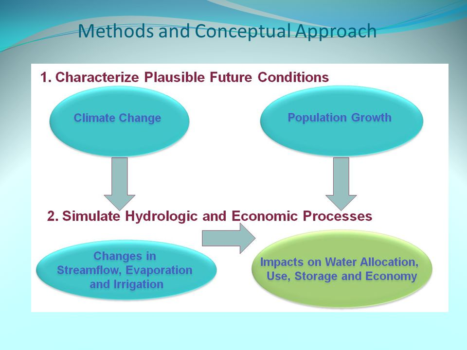 Methods and Conceptual Approach