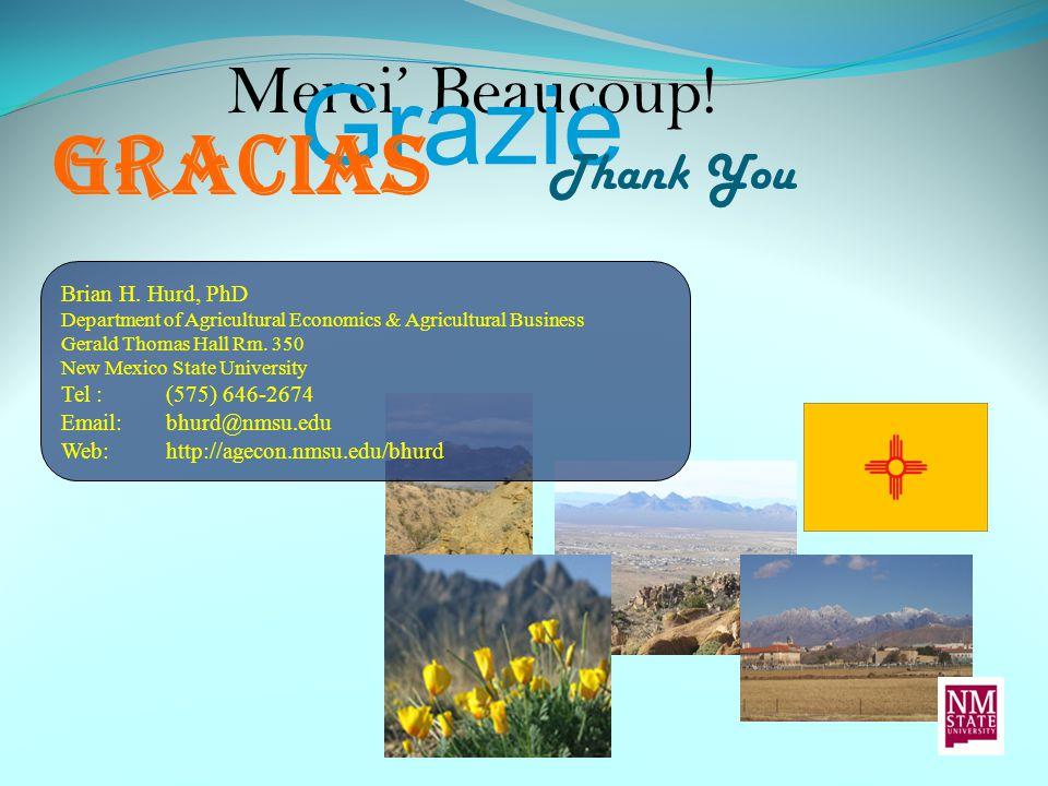 Merci' Beaucoup.Grazie Thank You Gracias Brian H.