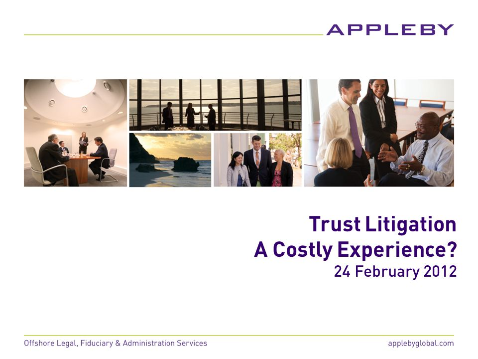 Costs of 3 rd Party Proceedings – Trustee Loses If the trustee is the loser and it is ordered to pay the winner's costs, the trustee will have to bear both sets of costs – this is where a Beddoes order is crucial and protects the trustee Without a Beddoes order, the trustee will have to argue that bringing or defending the claim was in the interest of the trust and thus that the costs were properly incurred – difficult to do when you have lost With a Beddoes order, the trustee will be able to be indemnified from the fund provided that the fund is large enough to cover the costs liability