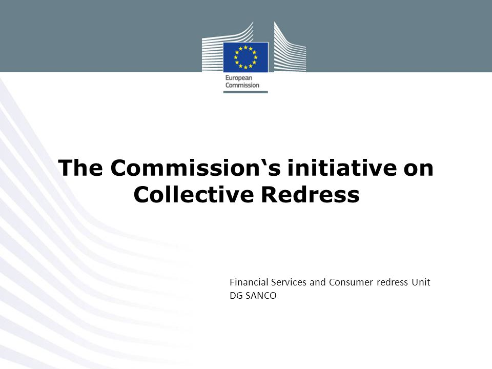 The Commission's package of 11 June 2013 the Communication Towards a European Framework for Collective Redress the Recommendation on common principles for injunctive and compensatory collective redress mechanisms in the Member States concerning violations of rights granted under Union Law the proposal for a Directive on Antitrust Damages Actions