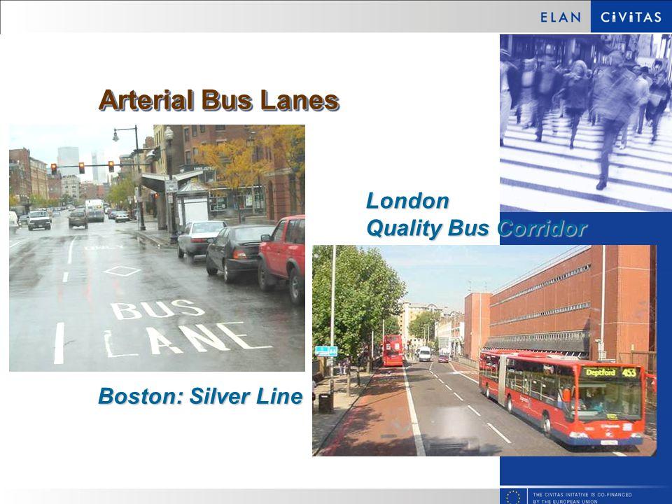 Arterial Median Transitway Vancouver: 98B