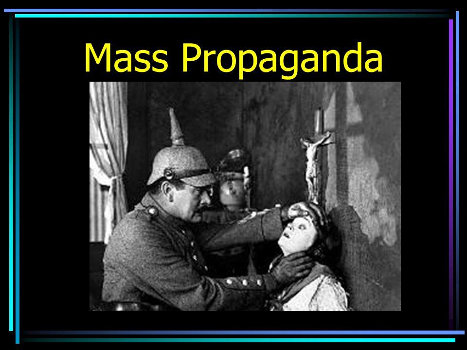 Mass Propaganda