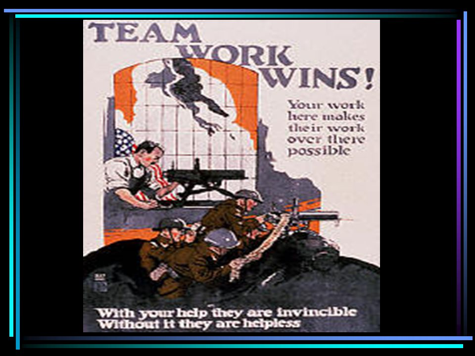 The government will use every form of persuasion in order to keep support for the war effort at a fever's pitch