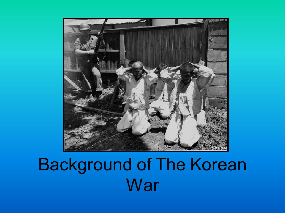 Enforced by a Military Armistice Commission Armies began the awkward process of disengagement over the 4km wide DMZ.