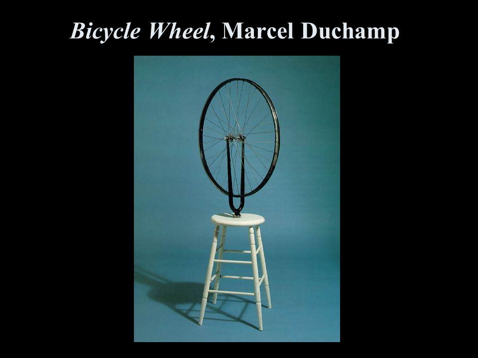 Bicycle Wheel, Marcel Duchamp