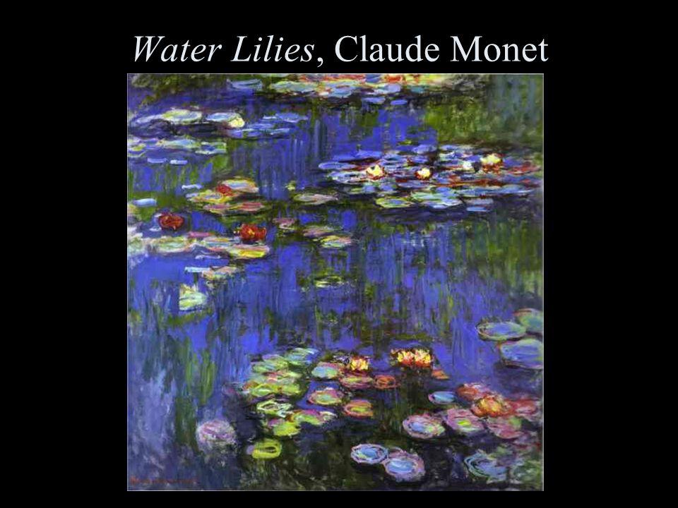 Water Lilies, Claude Monet