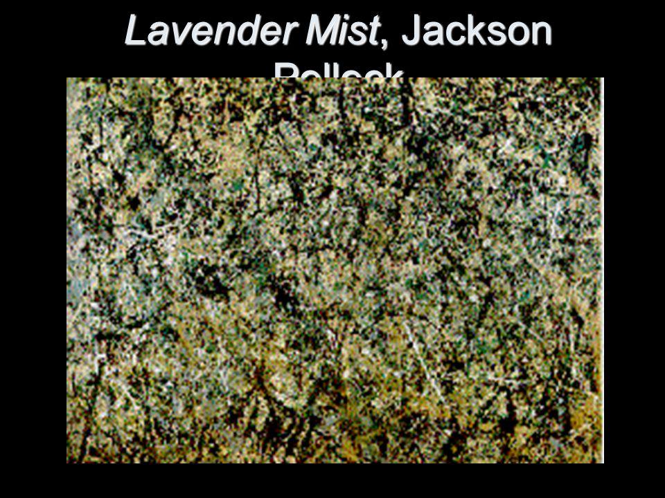 Lavender Mist, Jackson Pollock