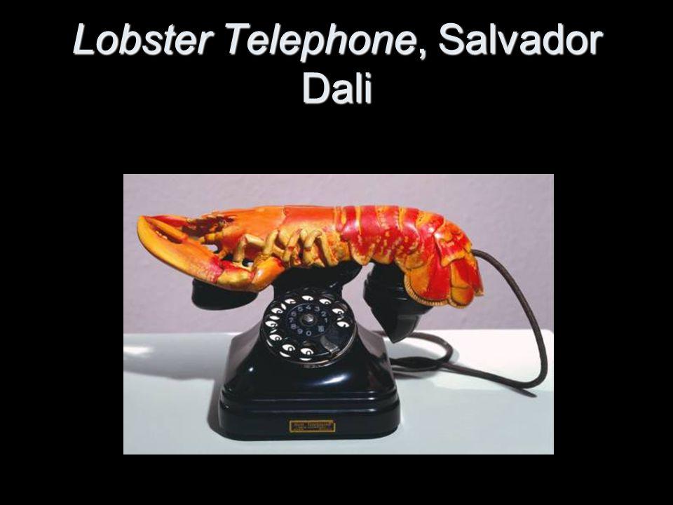Persistence of Memory, Salvador Dali