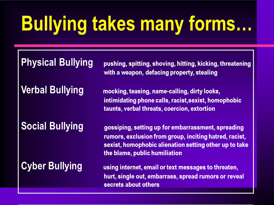 How often have you taken part in bullying other students CANADA USA