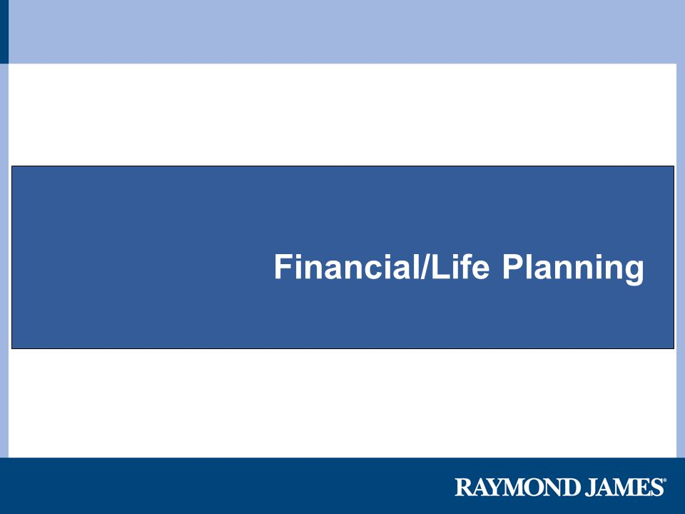 Financial/Life Planning