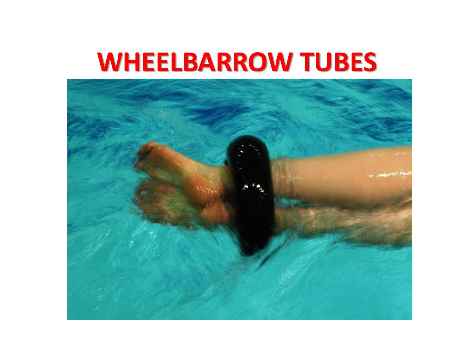 WHEELBARROW TUBES