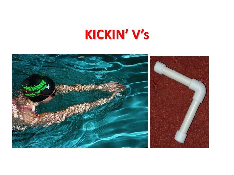 KICKIN' V's