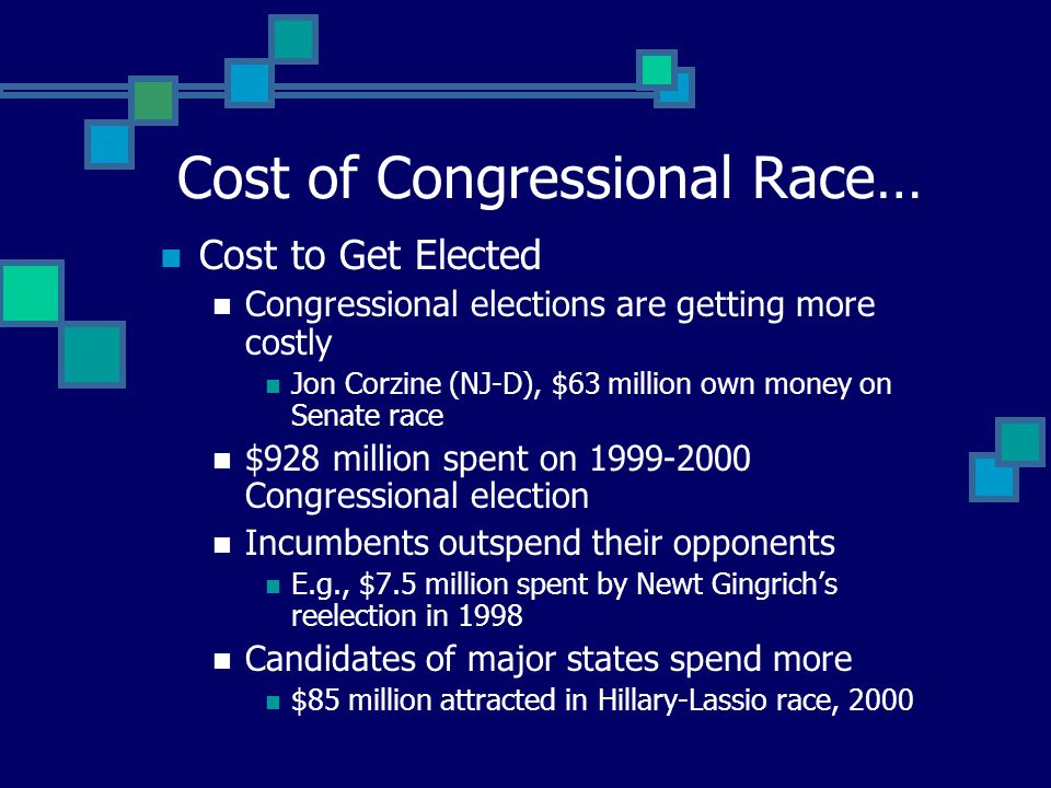 #3: Redistricting Congressional districts redrawn every 10 years To avoid under- or over-representation Re-drawing districts is highly political Can c