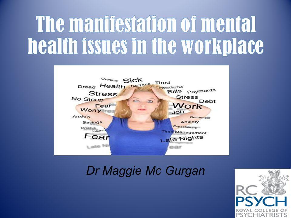Dr Maggie Mc Gurgan