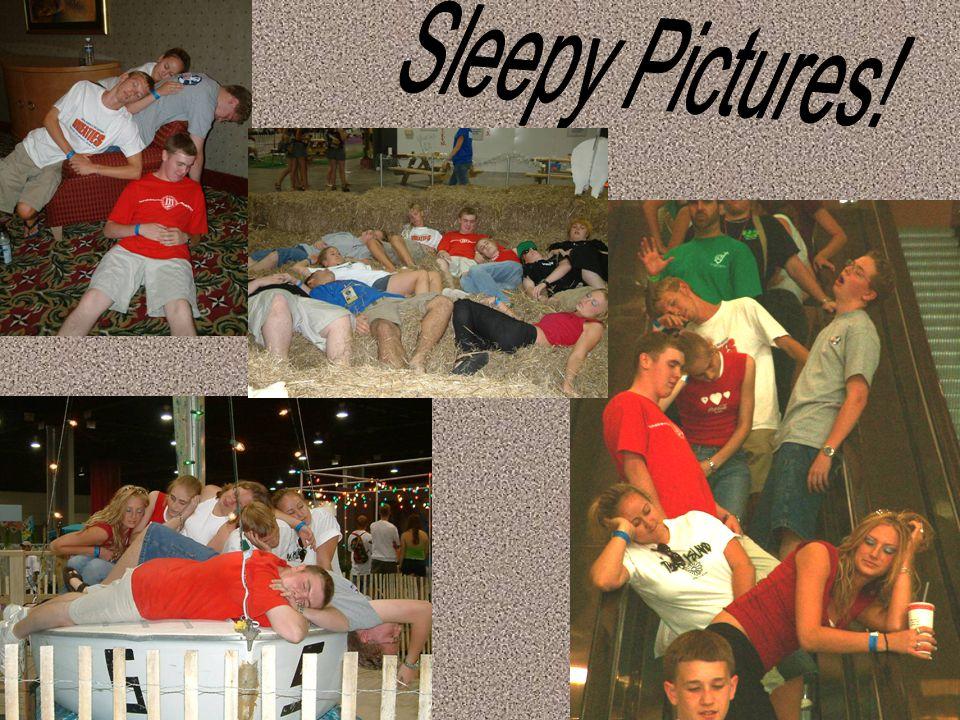 Sleepy Pictures!!!