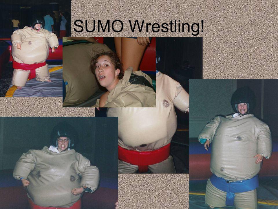 SUMO Wrestling!