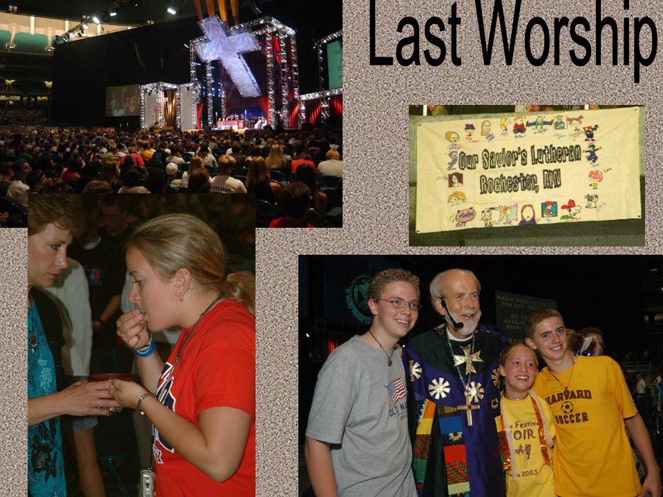 Last Worship