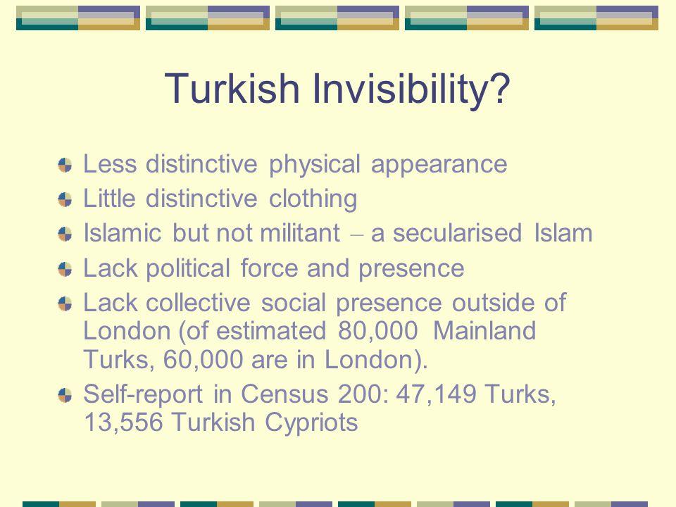 Turkish Invisibility.