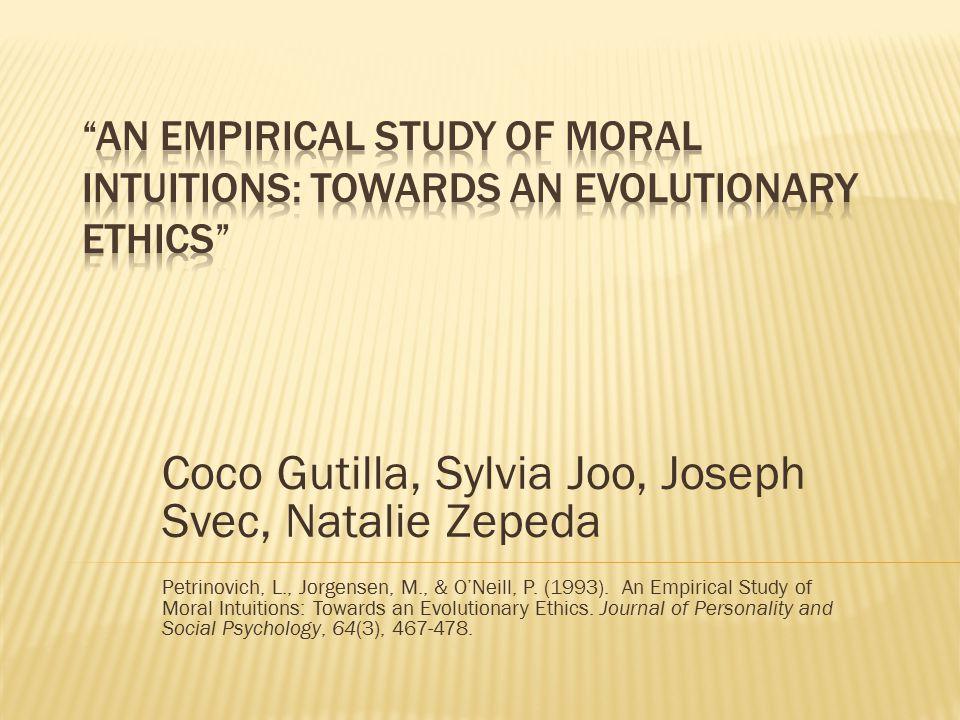 Coco Gutilla, Sylvia Joo, Joseph Svec, Natalie Zepeda Petrinovich, L., Jorgensen, M., & O'Neill, P.