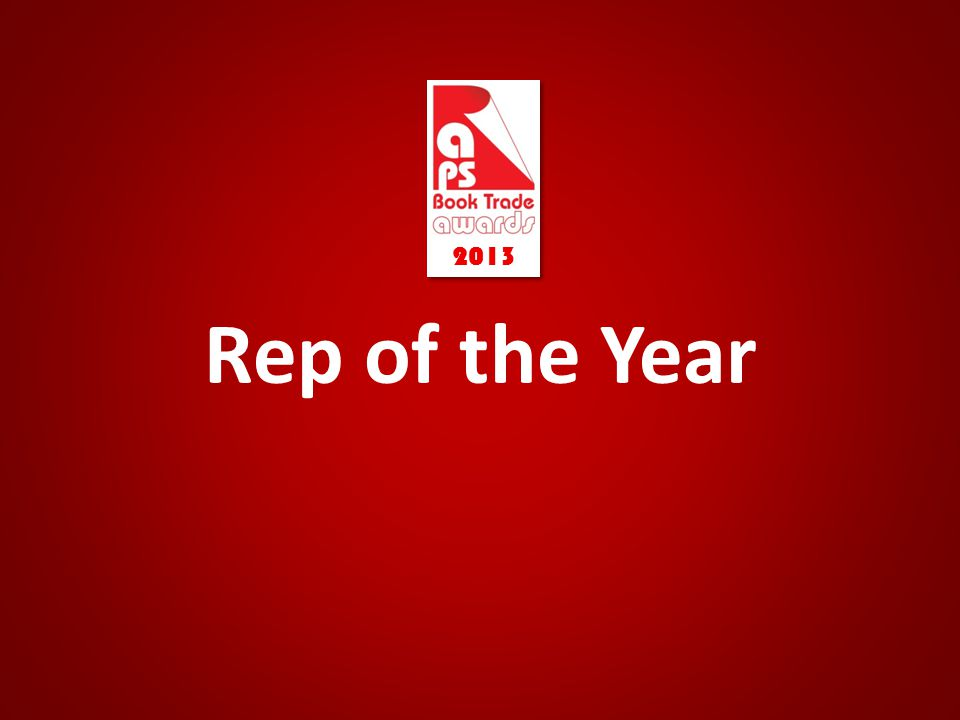 Rep of the Year 2013