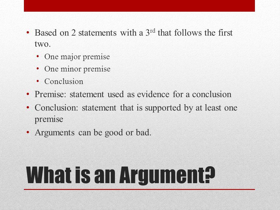 Valid Argument Forms Modus Tollens premise 1: if P then Q premise 2: not Q concl.