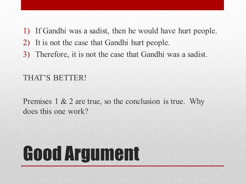 Valid Argument Forms Hypothetical Syllogism premise 1: if P then Q premise 2: if Q then R concl.