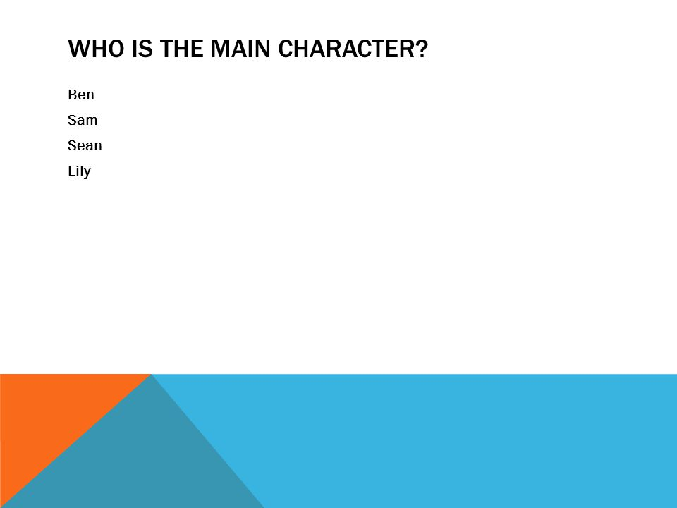 GAME CHANGERS- PLAY MAKERS QUIZ BY: MARKIS ALEXANDER