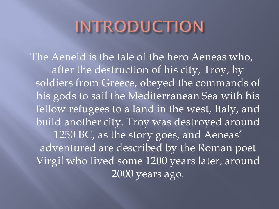 Who else tells Aeneas to leave troy. What does she do to convince him to leave.