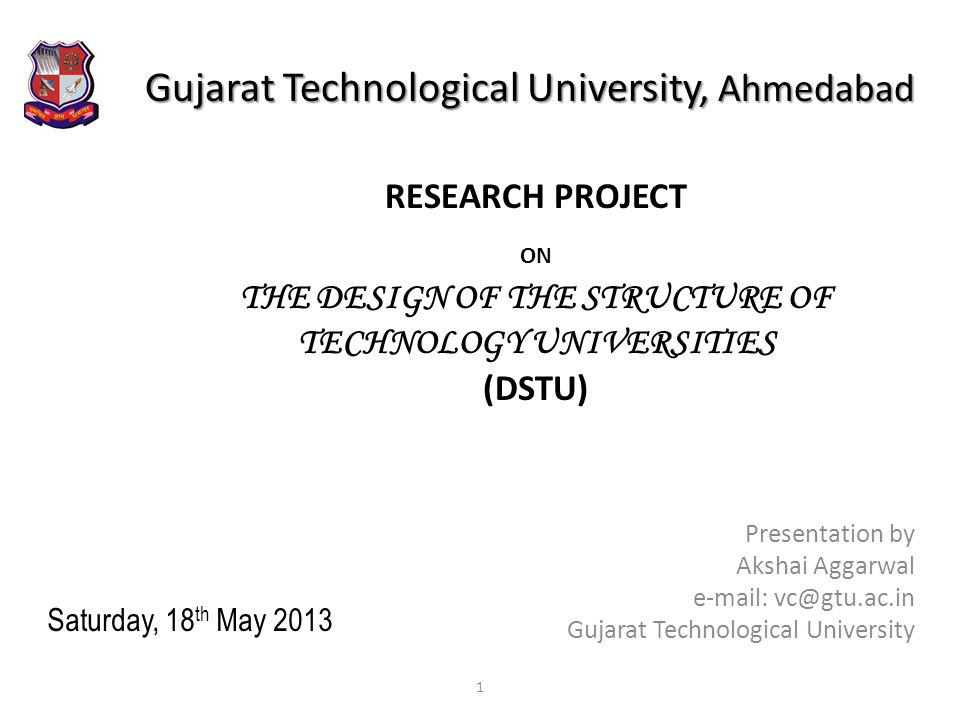 GTU Innovation Council Mission: TO BRING THE CULTURE OF INNOVATION TO BOTH THE INDUSTRY AND ACADEMIA GTU Innovation Sankuls Udisha (Universal Development of Integrated Skills through Higher Education) Innovation Clubs Reference: http://www.dnaindia.com/india/report_gujarat-technological-university-club- udisha-will-try-to-bridge-student-industry-gap_1505891http://www.dnaindia.com/india/report_gujarat-technological-university-club- udisha-will-try-to-bridge-student-industry-gap_1505891 15 Grass-root Innovators from villages of Gujarat are being invited to our classrooms to inter-act with faculty members and students 42