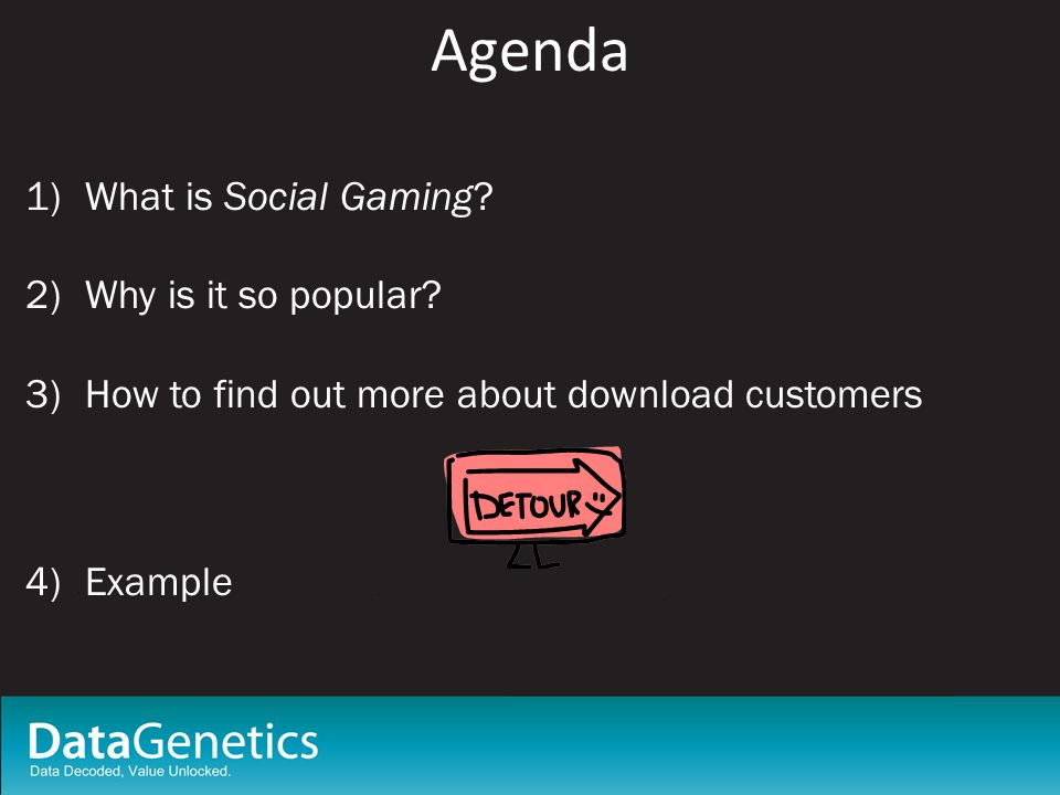 What is a Social Game.